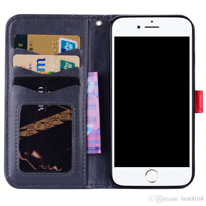 Fashion Sexy Girl Lady Dandelion Leather Wallet Case For iphone X/8/7/Plus/6 6S/SE 5 5S Bling Glitter Dress Flip Cover ID Card Slot Pouch