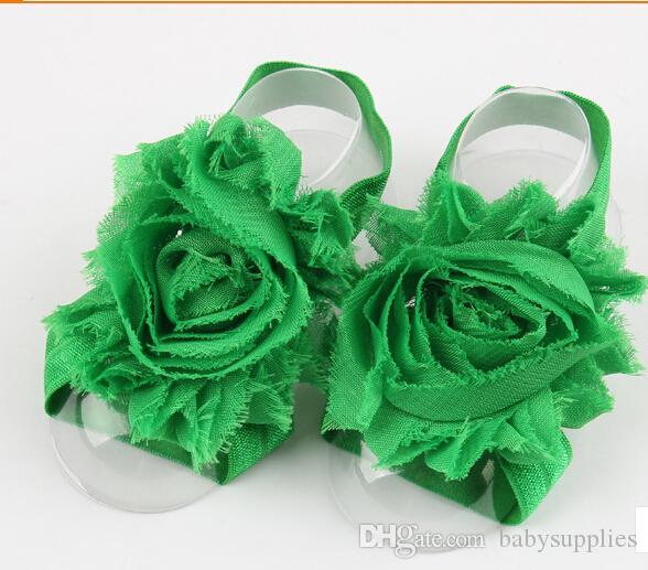 Gros tournesols pied avec bébé européen et américain bébé ornements de pied pied options