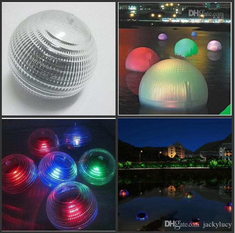 2018 Solar Powered Led Water Floating Globe Light Ip65