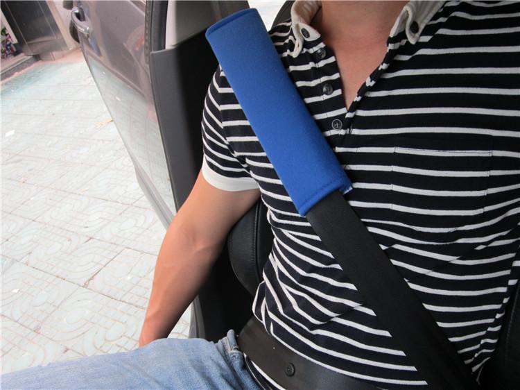 مريح الكتف وسادة سيارة مركبة مقعد حزام تسخير حزام غطاء وسادة بالجملة شحن مجاني