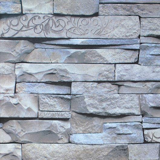 Stacked Logs Texture Wallpaper Wall Mural | Wallsauce