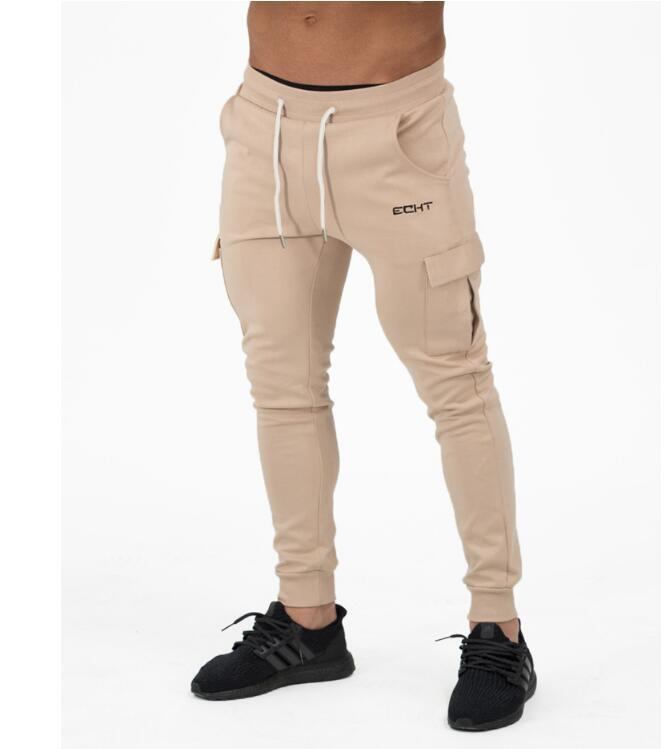 ceb67b234de 2017 Autumn Winter Joggers Trousers Men S Fitness Pants Casual Training Trousers  Men S Running Sports Trousers Canada 2019 From Diegonovo