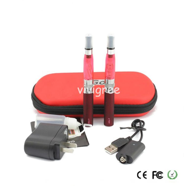 Portable colorful ecig carrying case ego ecig starter kit carrying case ecig mod wholesale