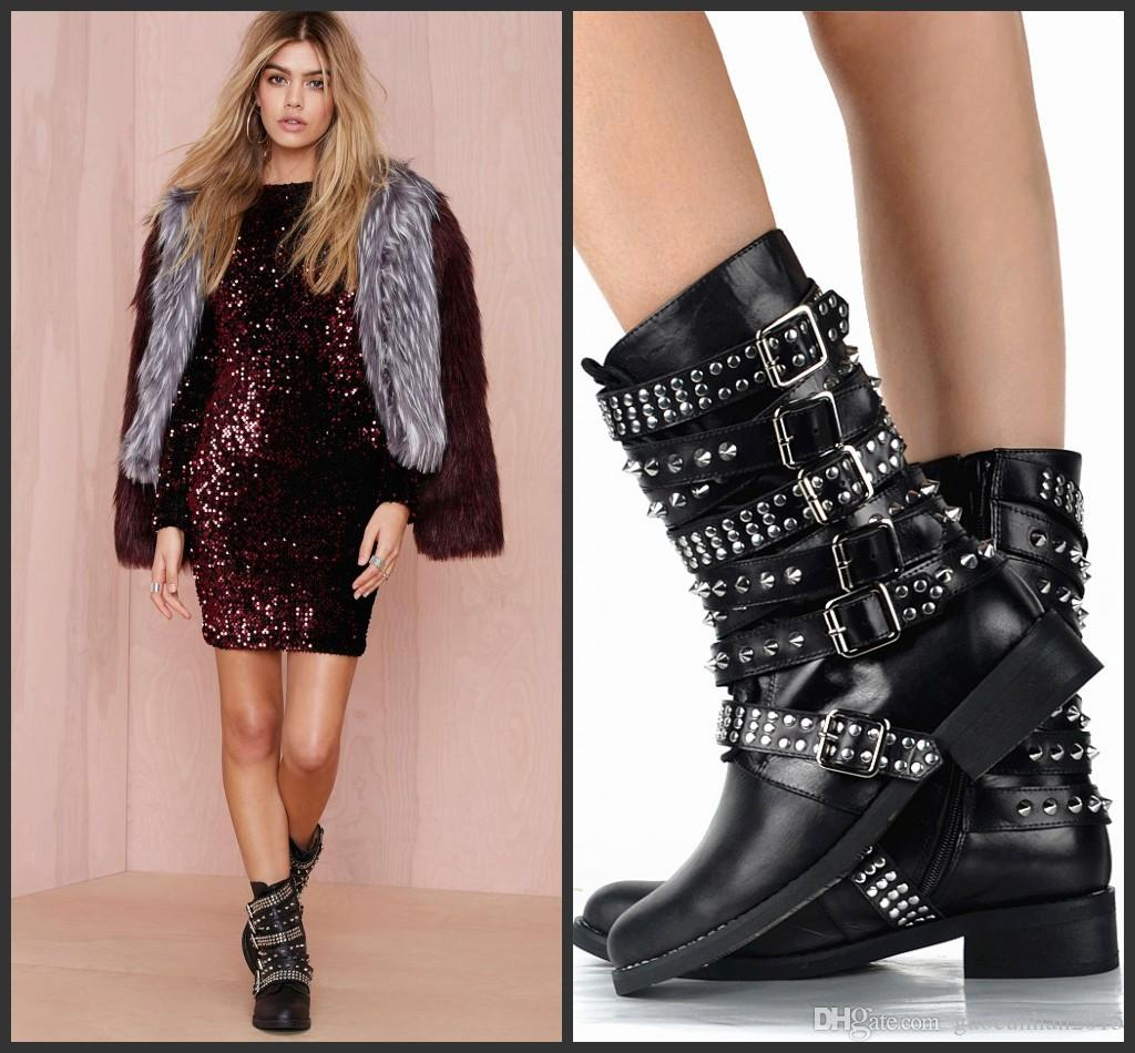 Best Fashion Biker Boots