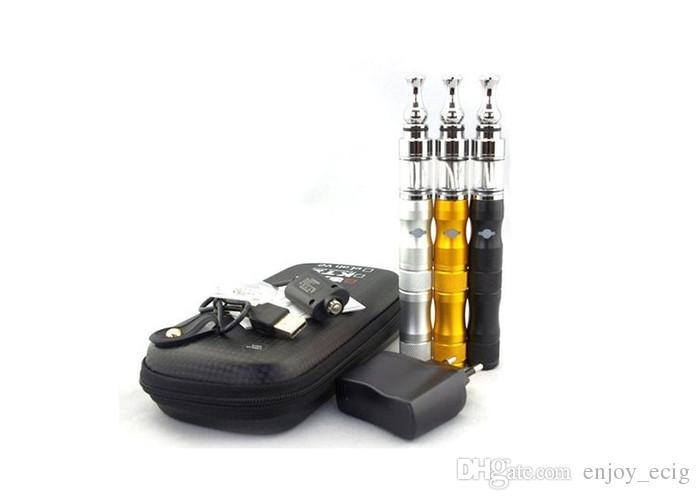 X6 V2 Starter kit e cigs electronic cigarettes 1300mah variable voltage 3.6V 3.8V 4.2V ego x6 kit