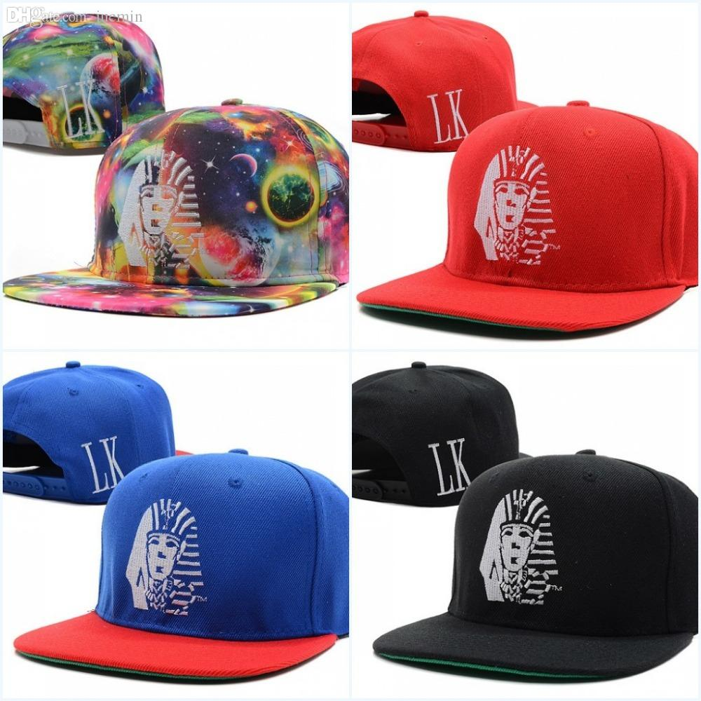 20ba034475a Wholesale Last Kings LK Adjustable Swag Snapback Caps Hip Hop Cap Baseball Hat  Hats For Men Women Snapbacks Gorras Bone Aba Reta Toca Rap Womens Baseball  ...