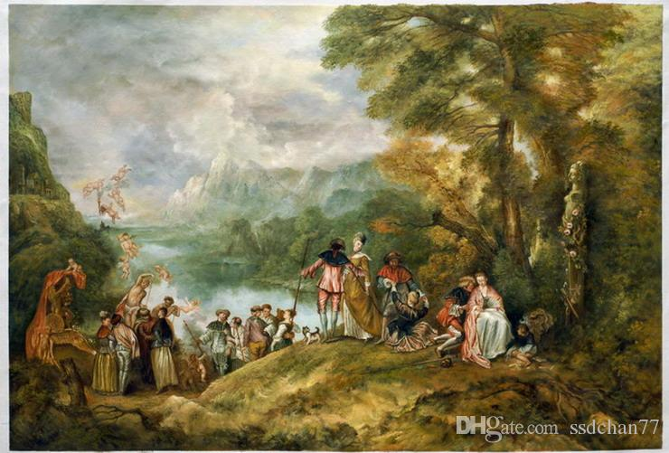 2018 the embarkation for cythera by jean antoine watteau