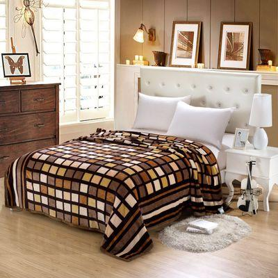 Home Textile Plaid Soft Flano Bed Sheet Flannel Blanket Brand For  Air/sofa/bedding Travel Flannel Fleece Blanket / Bed Sheet 200cm*23 Home  Textile Blankets ...