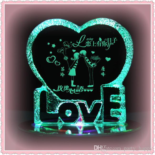 Ayıklaması Dekorasyon Düğün Masa Burcu Mr ve Mrs Kalp Düğün Masa Burcu Bağlantısız Kişiselleştirilmiş Dekorasyon Fikir Düğün Parti Hediye