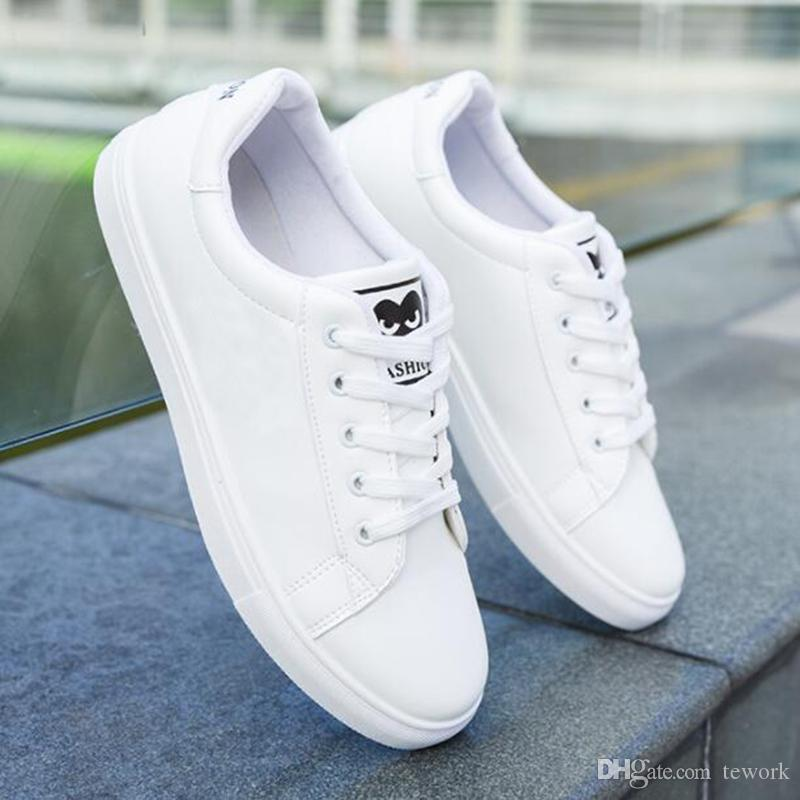 New arrival brand popular women men's Casual Shoes Hearts Walking shoes white discount official site tKRUbv
