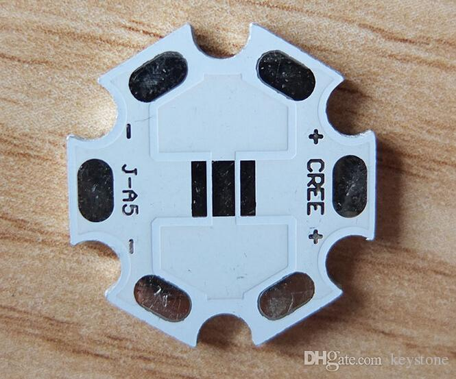 1000 قطعة / الوحدة ميكس كري xpe xre 3535 b مجلس 20 * 1.6 ملليمتر