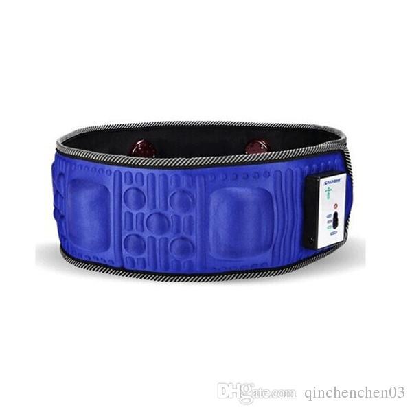 복부는 체중 감소 허리를 현대 X5 시간 진동 체중 감소 거부 체지방 무게를 잃는 벨트 건강 Bueaty 블루