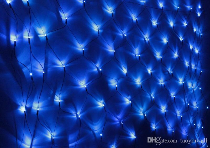 Christmas Light Decorative Lamp Fancy Lantern Solar Led Net Light ...