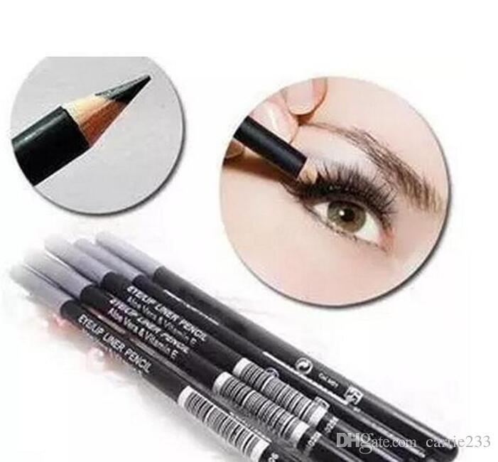 Kostenloser Versand der neuesten Make-up Eyeliner Brown und Mischfarbe