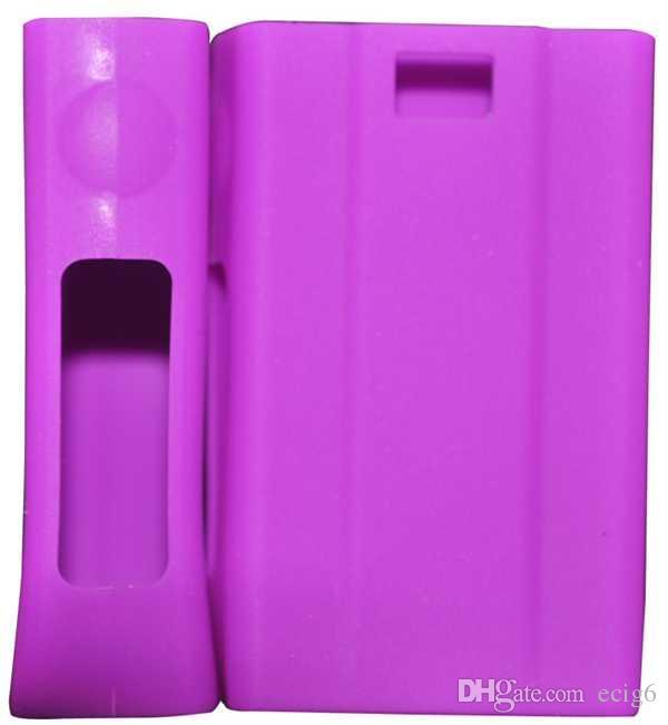 EVIC VT 60W E cig Electronic cigarette Silicone Case Skin Cover Bag Pocket Pouch Accessories Box