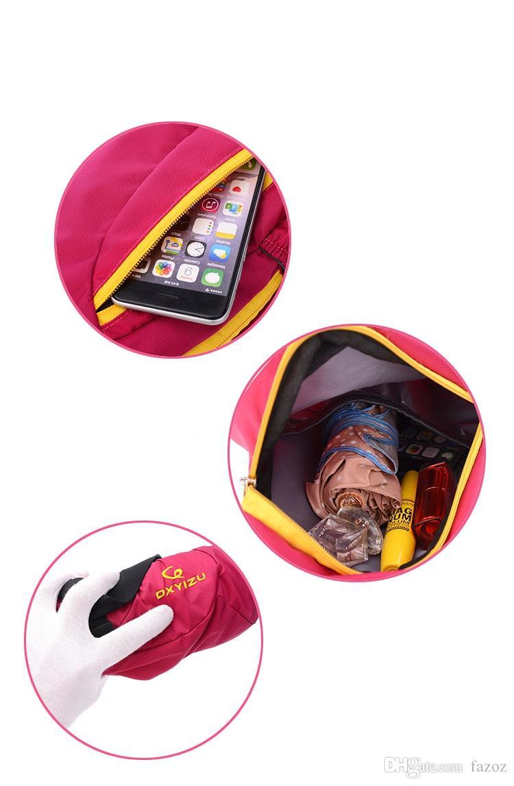 캐주얼 스포츠 여성 캐주얼 스포츠 가방 여성 크로스 슬리브 가방 슬립 어깨 언밸런스 식 크로스 바디 나일론 가방