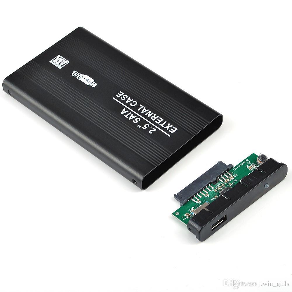2.5 بوصة USB 3.0 محرك الأقراص الصلبة الخارجية HD العلبة / حالة العلامة التجارية الجديدة