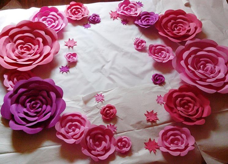 Tissue Paper Flower Decoration Ideas - Elitflat