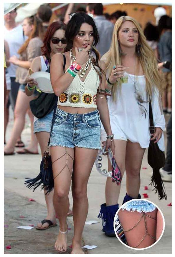Catene di gioielli moda corpo sexy donne 2 strati coscia catena di gamba Bikini Beach Harness catena del corpo di tendenza sexy coscia gamba catena di fascino Giarrettiera