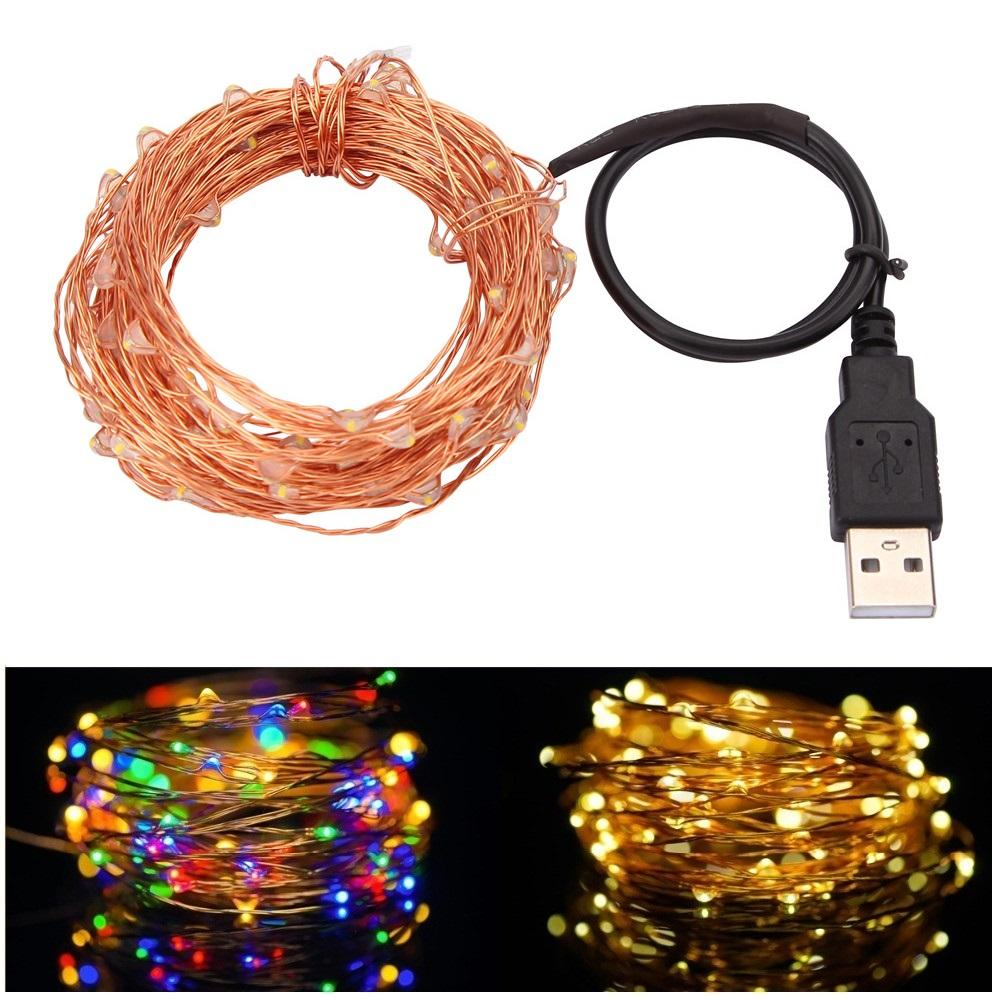 Luxury Roost Copper Wire Led Strands Photos - Electrical Diagram ...