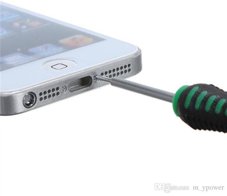 Free Epacket 16 em 1 Abrindo Ferramentas de Reparo de Telefone Pry Disassembly Kit de Reparo Telefone Versátil Screwdriver Set para Smartphone
