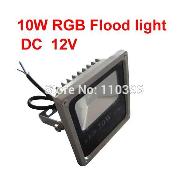 12 Volt Christmas Lights Outdoor Part - 23: Foco Led Exterior Color Changing Rgb 10w 12 Volt Led Flood Lights Outdoor  Lighting Waterproof Proyectores Christmas Floodlights Colored Flood Lights  Led ...
