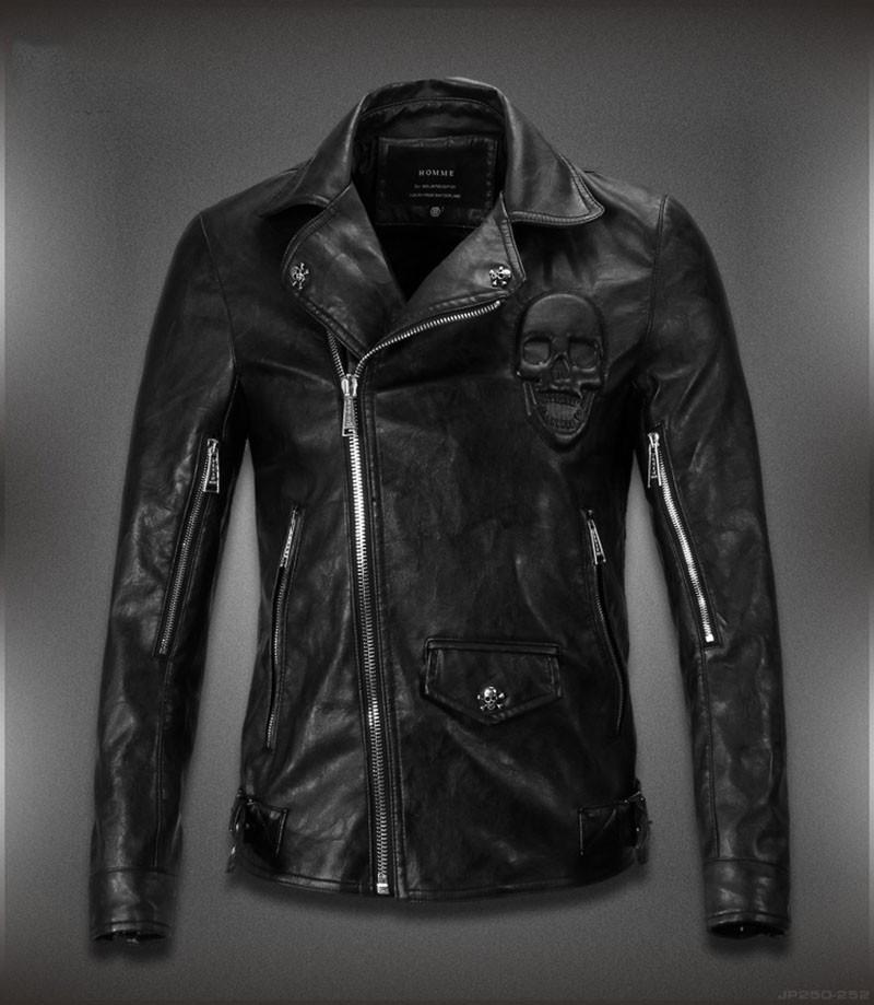2017 2016 Winter Leather Jacket Men Leather Jackets And Coats ...
