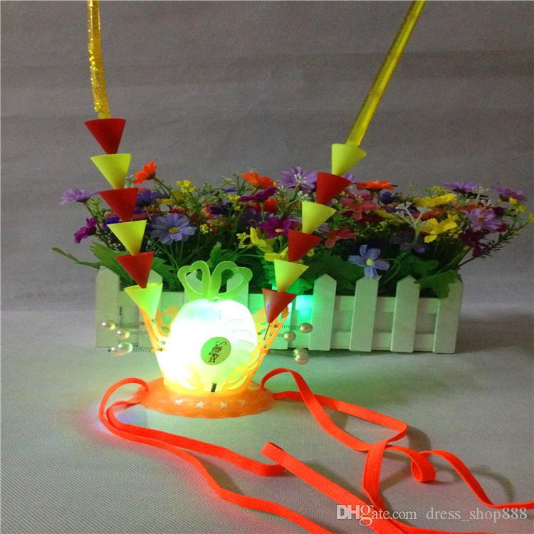 Aap Lichtgevende Paars Crown Cap Child Wukong The Monkey King Monkey Hot Products Hoed Crown Shipping