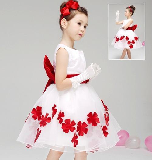 Best Formal Dress Summer Dresses Childrens Sleevless Wedding Dress