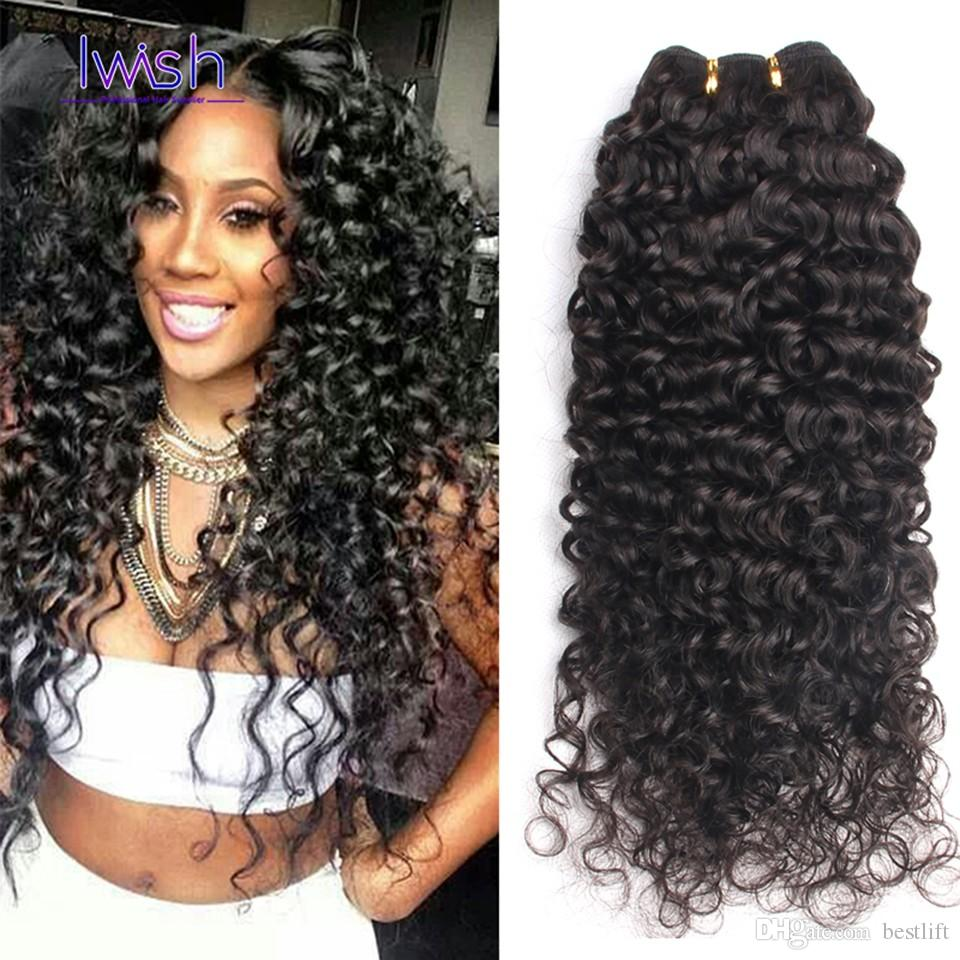 Natural Hair   Inch Curl Long