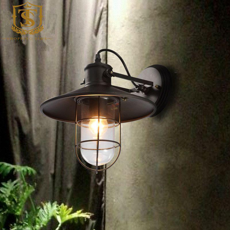 2018 vintage industrial metal led wall lamp american retro wall 2018 vintage industrial metal led wall lamp american retro wall sconce e27 led lamp for bar cafepw011 from etinbao 3016 dhgate aloadofball Choice Image