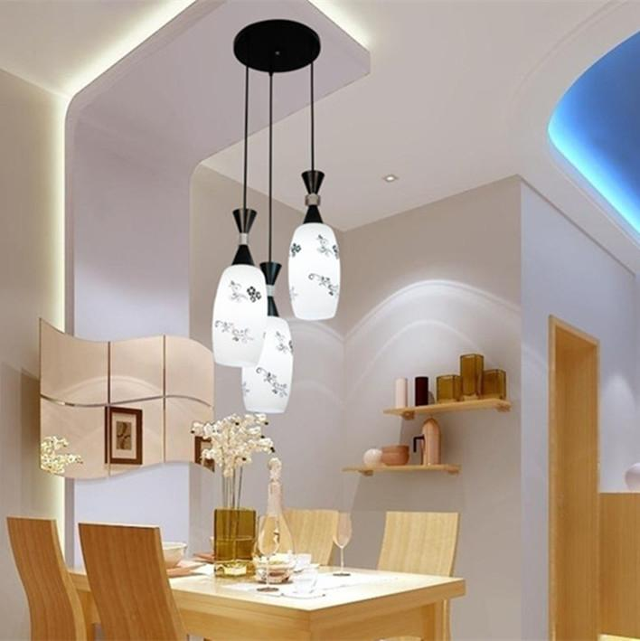 Discount 3 Heads E27 Pendant Lights,Dining Room Decoration,3 Lamps Hanging  Design,Round Plate Ceiling,Russia,France,Chile, Popular Hanging Pendant  Lights ...