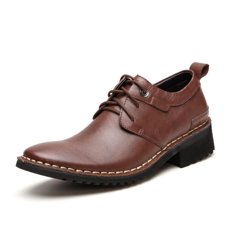 Großhandel Neue 2018 Männer Business Formale Kleid Schuhe Oxford Männer  Lederschuhe Lace Up Spitz Britischen Stil Männer Schuhe Braun Schwarz Von  Youbu, ... e2b90445ed