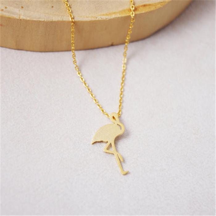 Fasion Anhänger Halsketten 18K Gold Überzogene Anhänger Halskette für Frauen Neue Ankunft Einzigartiges Design für Sale11