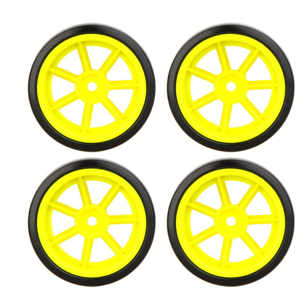 1/10 Rally Car Wheel Rim and Tire 290107 for Traxxas HSP Tamiya HPI Kyosho RC Car Part order<$18no track