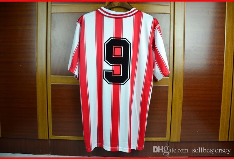 on sale e03a4 9a4fc Retro jersey 1994 95 season #9 Ronaldo jersey shirt retro Jerseys