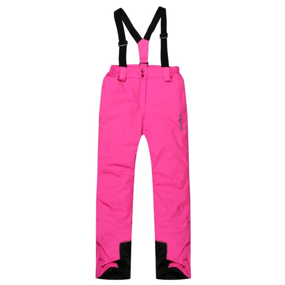 93f092761 2019 Wholesale Winter Warm Kids Girl Ski Snow Pants Trousers ...
