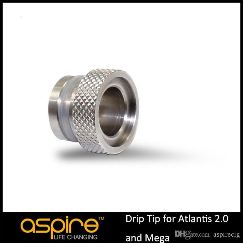Wholesale - Original Aspire Drip Tip Adapter Suit for Atlantis 2 & Mega Tank RDA Base e Cigarettes Vape Atomizer