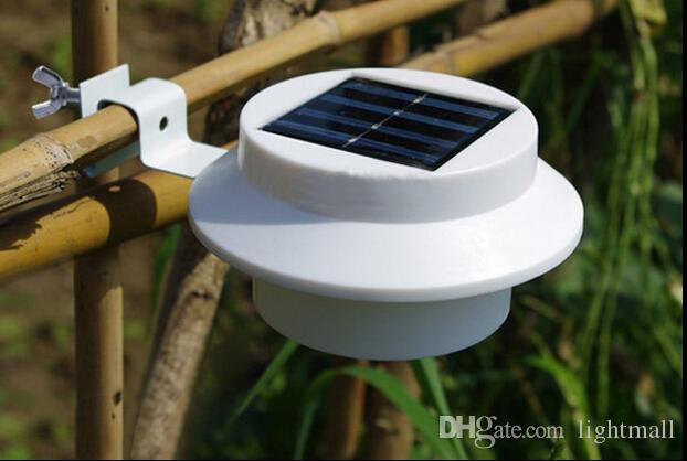 Online cheap outdoor solar powered 3 led light fence roof gutter online cheap outdoor solar powered 3 led light fence roof gutter garden yard wall lamp garden street lighting energy saving lights led solar powered by mozeypictures Choice Image