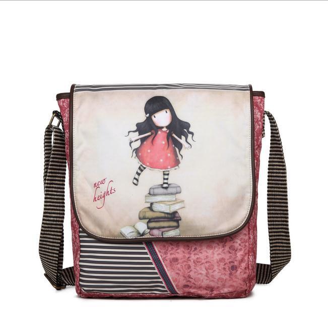 Cute Little Girl Cartoon Shoulder Bag Messenger Bag Wholesale - Cartoon handbags