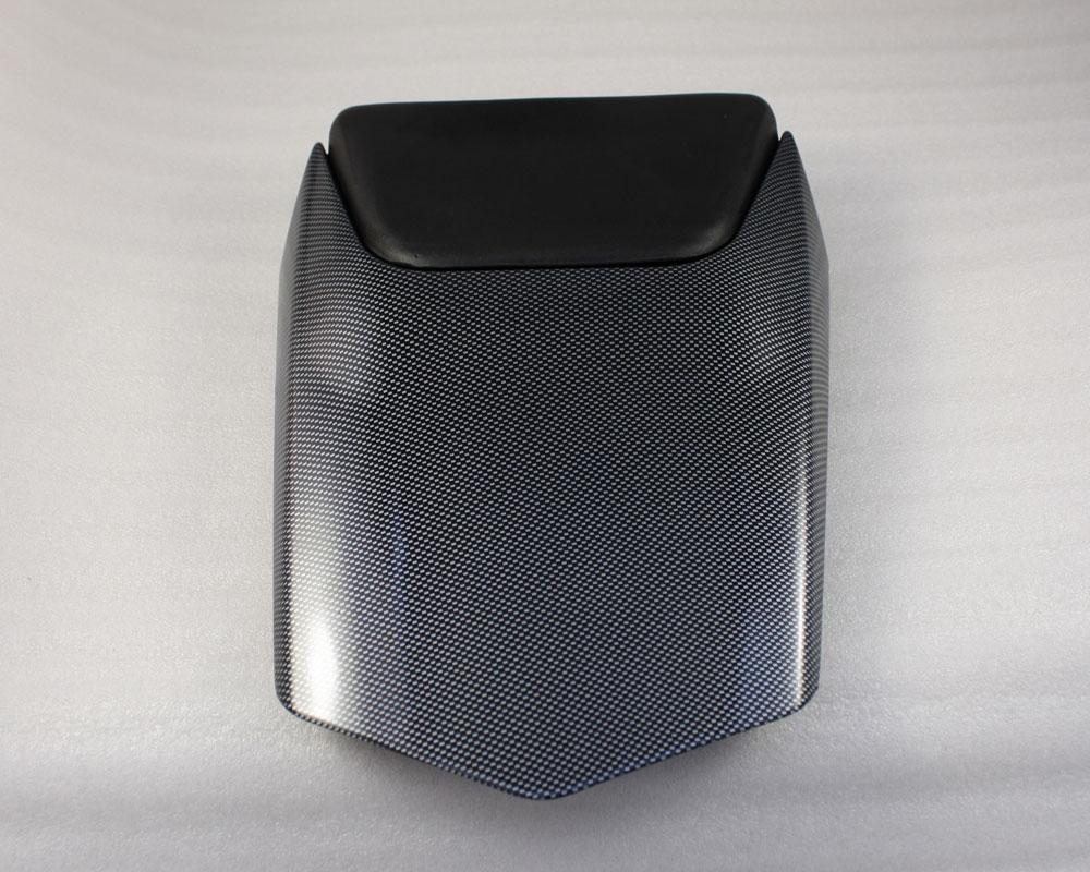 Motorcycle Rear Pillion Black Injection ABS Seat Cowl Cover For Yamaha YZF-R1 2000-2001