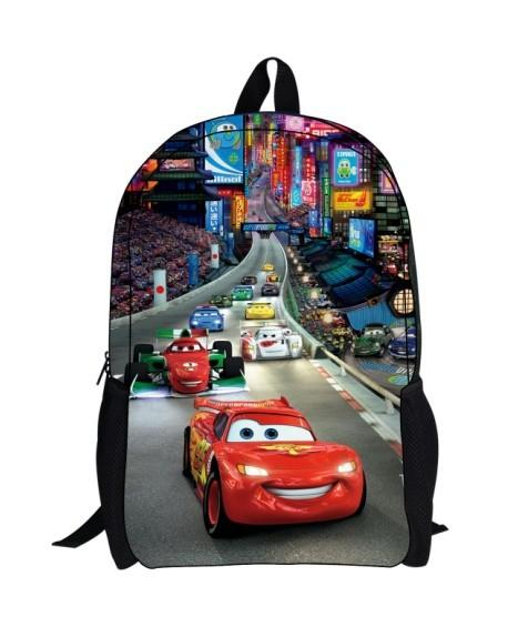 Boy Car Print Bags Mini Backpack For Kids Day Bag ChildrenS Best Gift Promotion Children School Cars Plex Free College Luggage From
