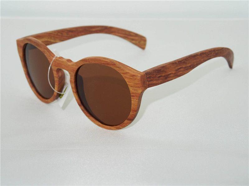 acbe0a81b91 100% Real Top Bamboo Polarized Wooden Sunglasses Men Women Handmade Wooden  Sun Glasses Vintage Bamboo Glasses Eyewear Prescription Sunglasses Glasses  Frames ...