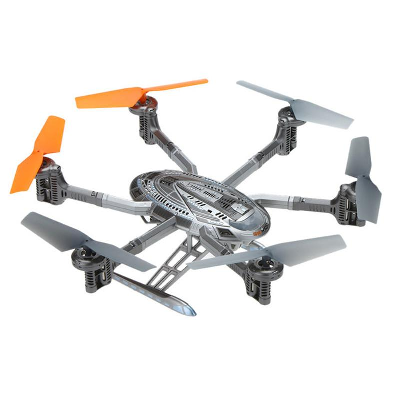 Best Remote Control Helicopter Quadrocopter 2.4g 4ch Rtf Rc Drones on