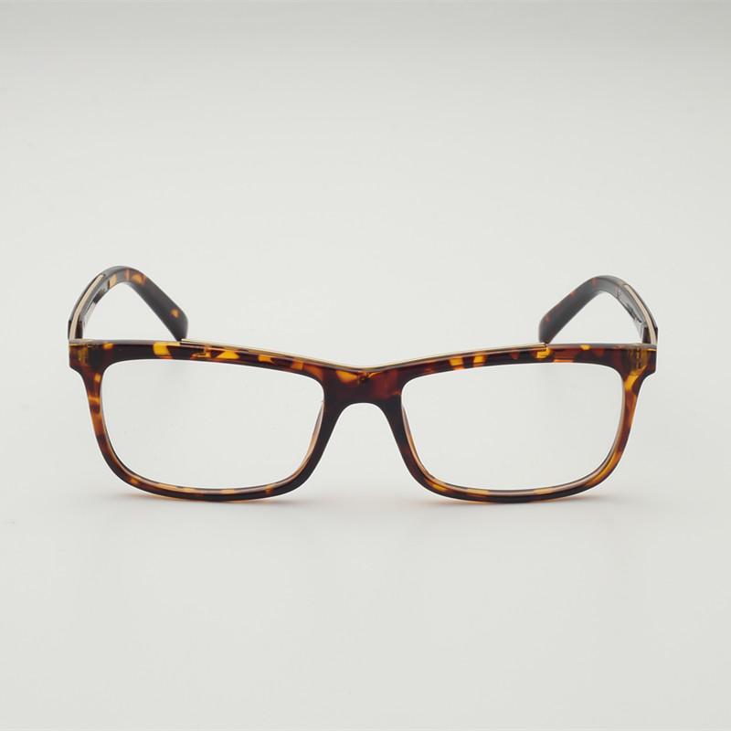 2016 women mens fashion modern eyeglasses frame optical eyewear computer glasses full rim outdoor reading driving clear lens myopia glasses designer - Modern Glasses Frames