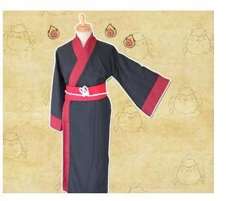 Japanese Anime Costume Cosplay Hoozuki No Reitetsu Cosplay Black One