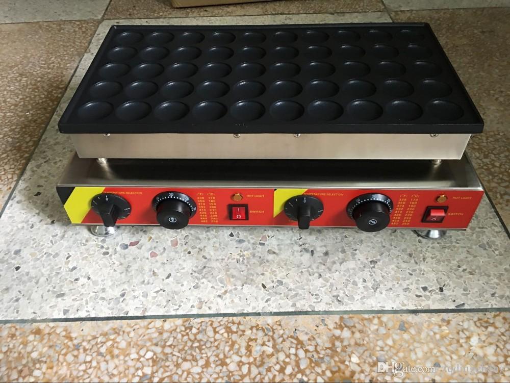 Ücretsiz Kargo 50 Adet Elektrikli 110v 220v Gözleme Makinesi Makinası Poffertjes Izgara