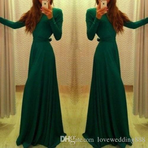 416bbe5920 2015 New Sexy Women Long Sleeve Prom Ball Cocktail Party Dress Formal  Evening Dresses Fashion Design Prom Dresses Evening Dresses Cheaper Prom  Dress ...