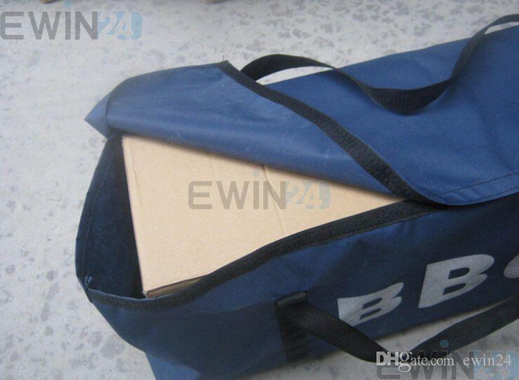 PortableGood and Silna jakość Camping Outdoor Camping Chef Grill Grill Przechowywanie Torba Case Box Holder 2szt