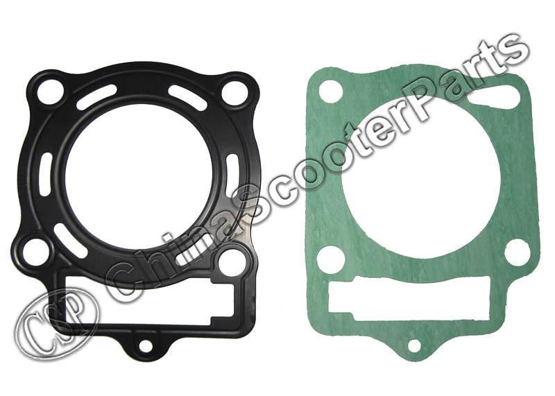 Wholesale- 70MM Cylinder Gasket Kit for Loncin ZongShen water cooled CB250  250CC 170MM Kaya Xmotos Apollo Tmax ATV Pit Dirt Bike